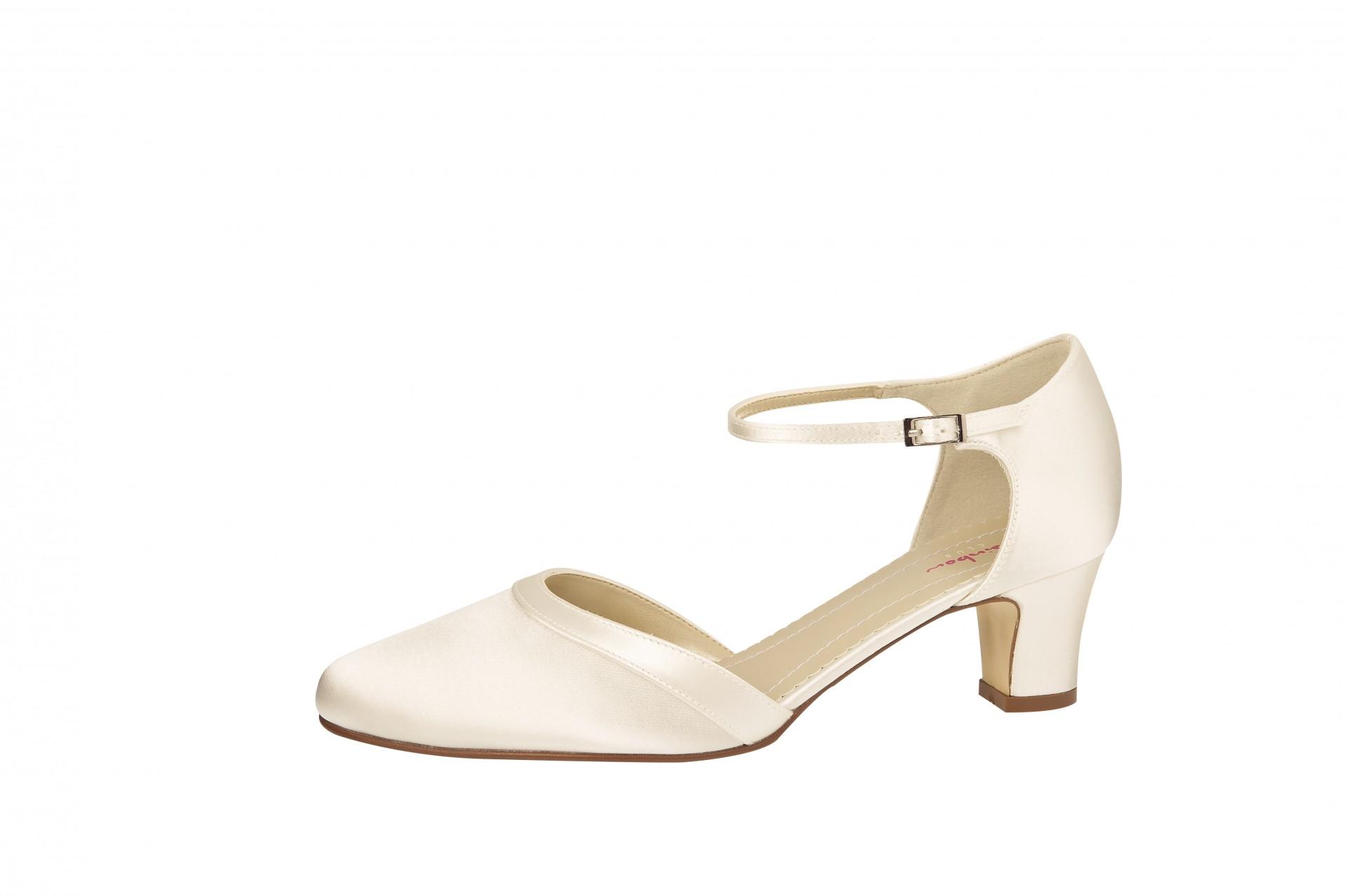 Elsa Coloured Shoes: Anika
