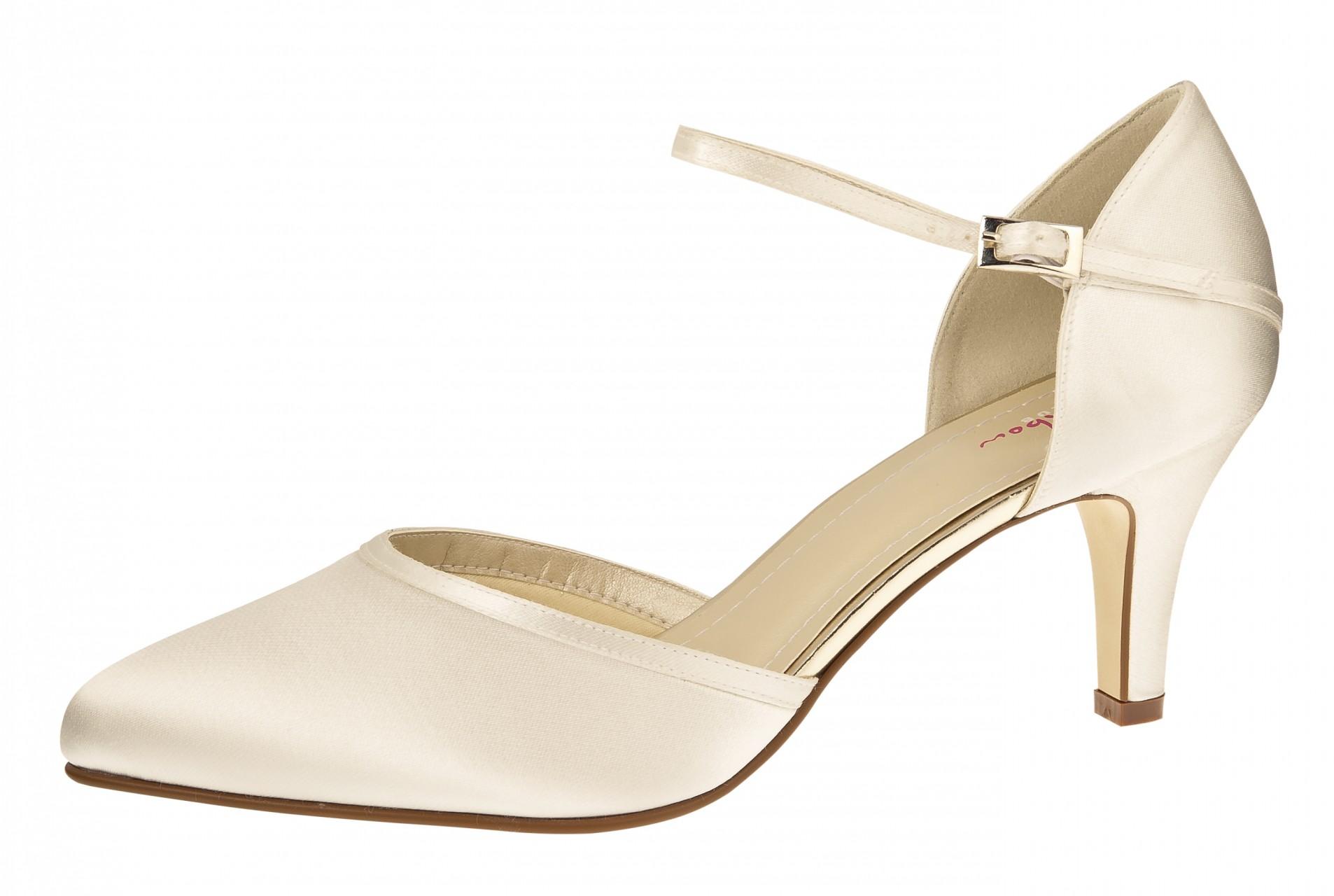 Elsa Coloured Shoes: Dewi