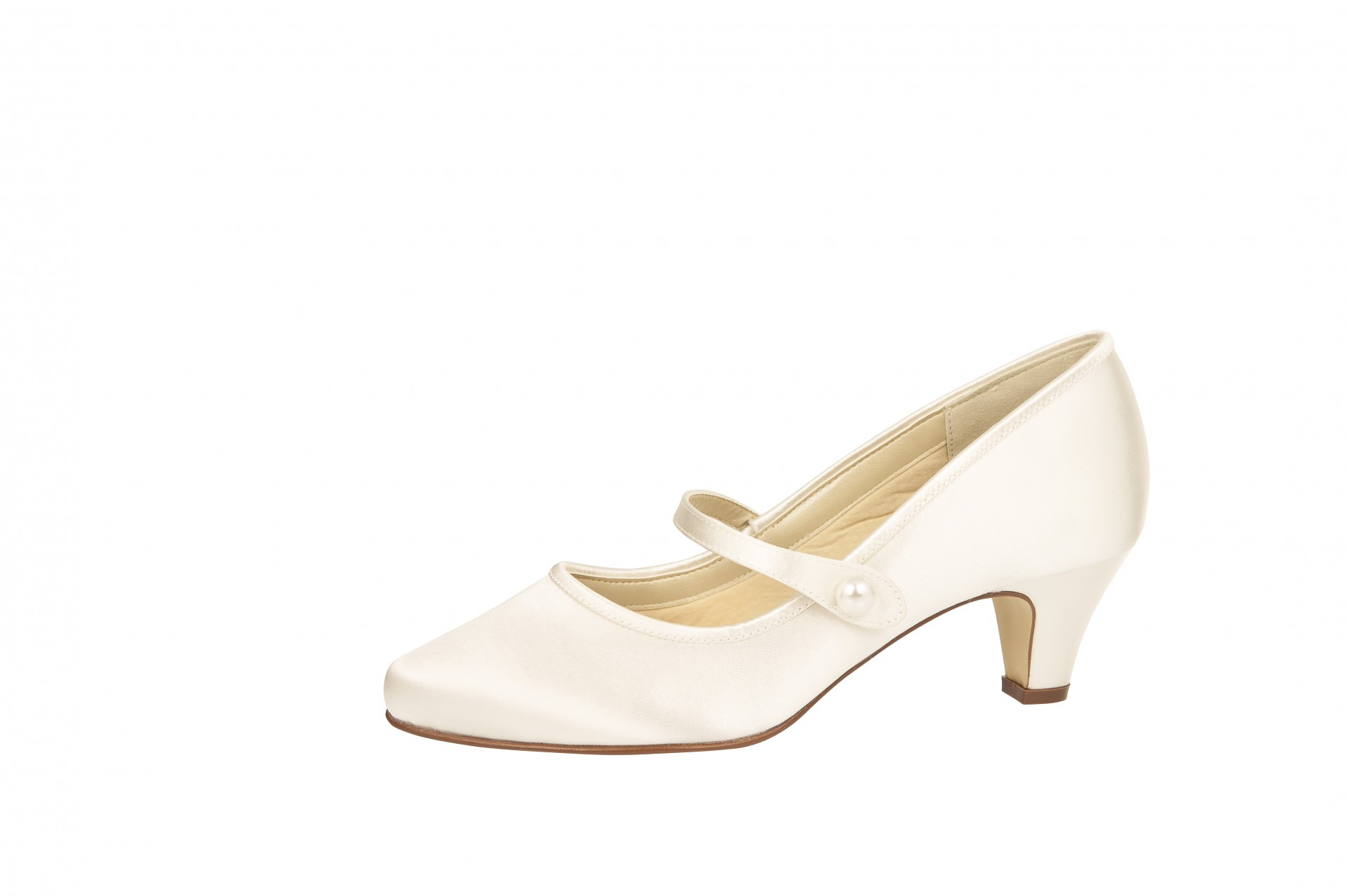 Elsa Coloured Shoes: Heather