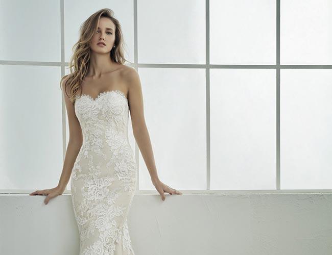 White one bruidsjurk prijs